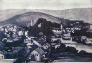 Karan - Krupa akvatintai