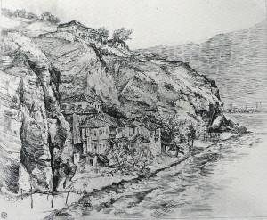 Karan - Ohrid ribarsko selo origgrafDET