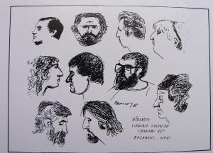 Karan-portreti Kolonija 85
