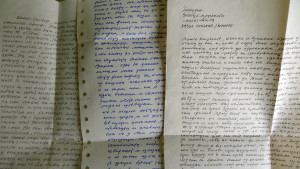 Karanova pisma Jovica